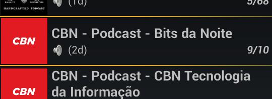 Podcast Addict - Home