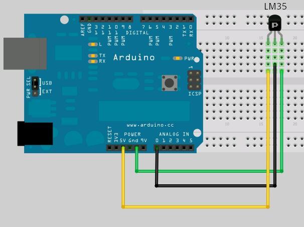 Arduino com sensor