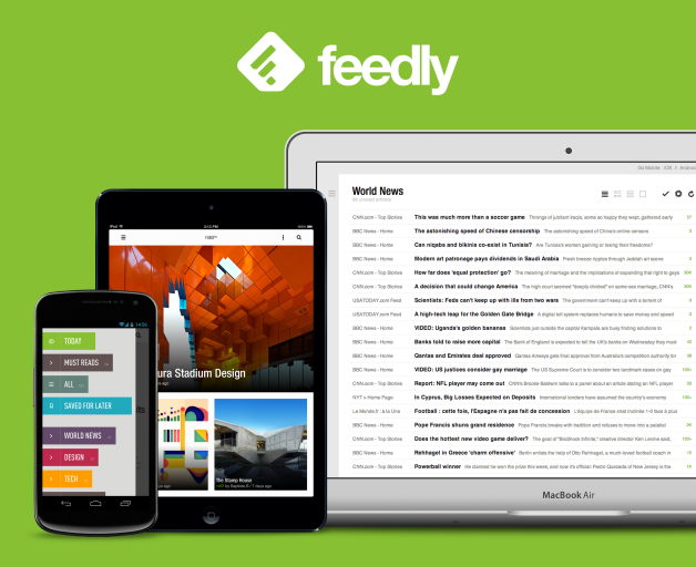 Feedly Multiplataforma